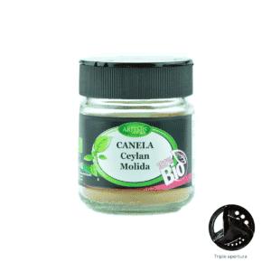 Canela Ceylan Molida ECO-BIO 70gr.