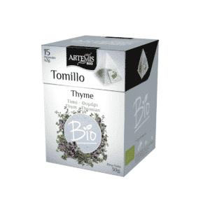 PIRÁMIDES Tomillo ECO-BIO