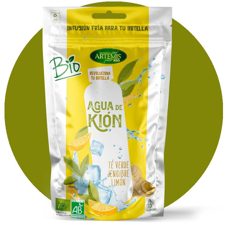 agua de kion